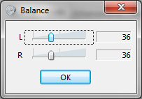windows 7 audio balance