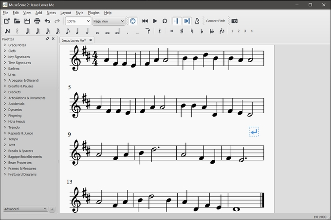 Powerful, Entirely Free Music Notation Software for Your