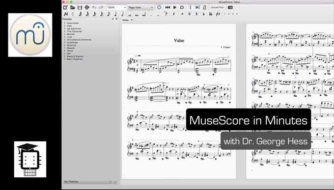 MuseScore in Minutes