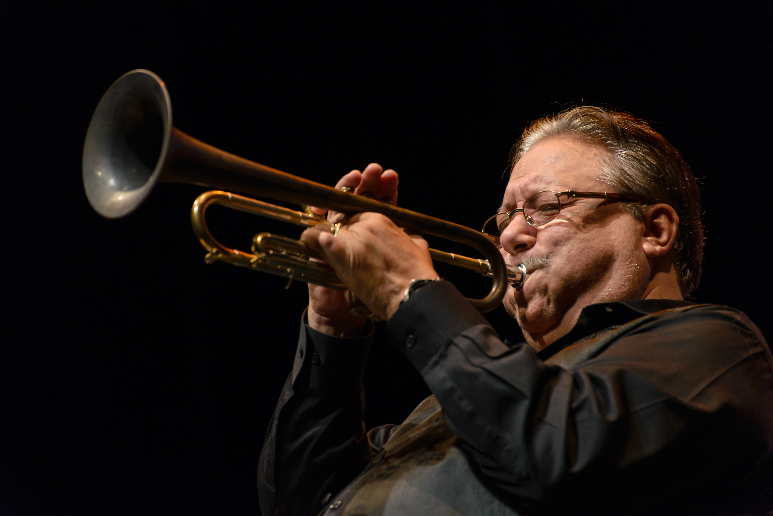 "First ""Great Musician"" of the Year: Arturo Sandoval"