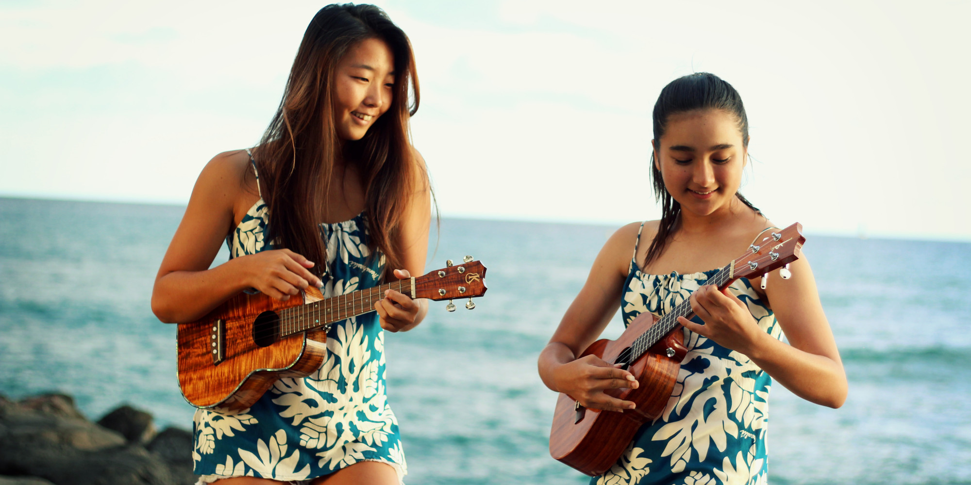 Honoka & Azita: An Incredible Ukulele Duo