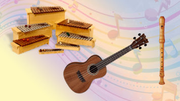 Introduction Ukuleles, Recorders, & Mallet Percussion