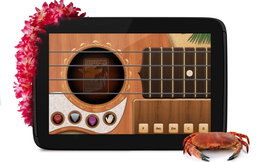 Real Ukulele App from Gismart