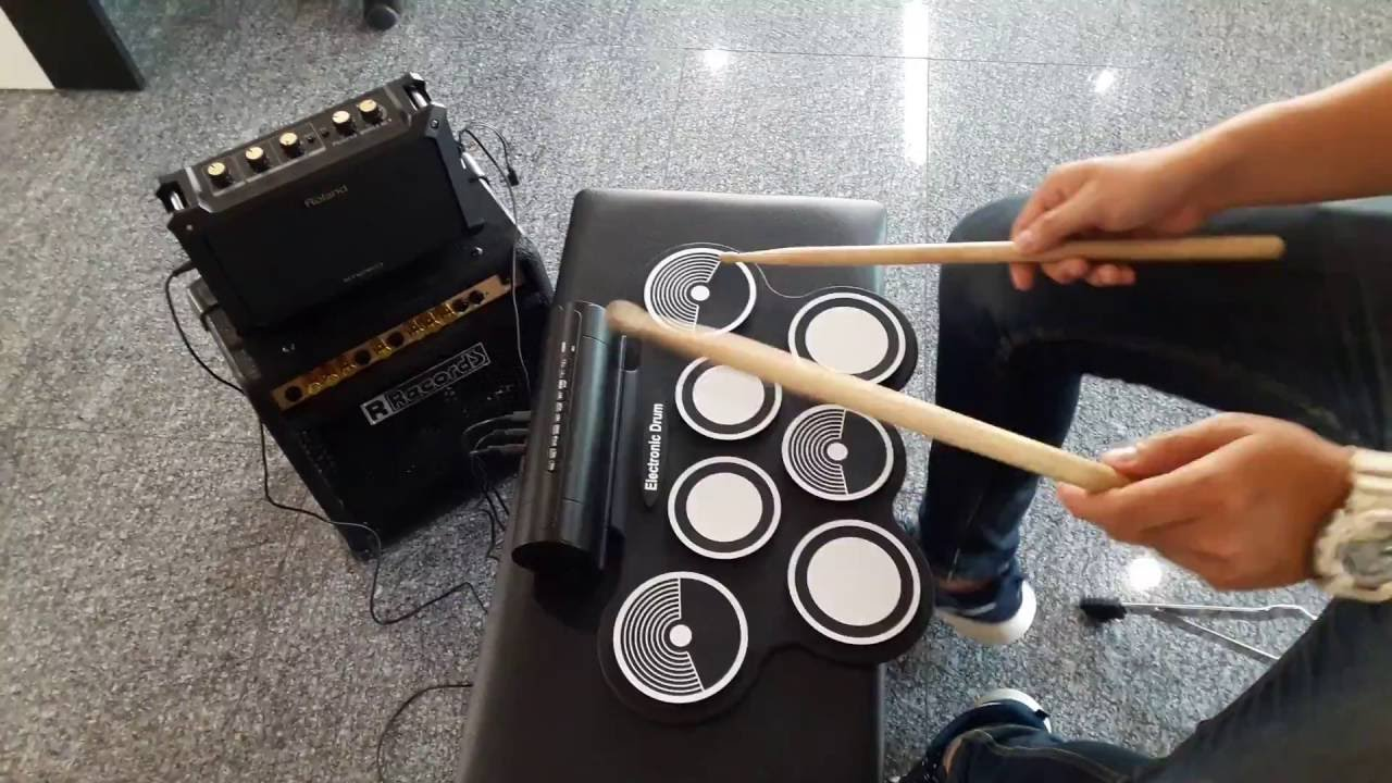 Electronic Drum Pads (a.k.a. Table-top Drum Kits): The Cheaper, Quieter, Space-Saving Alternative to the Full-Size Drum Kits