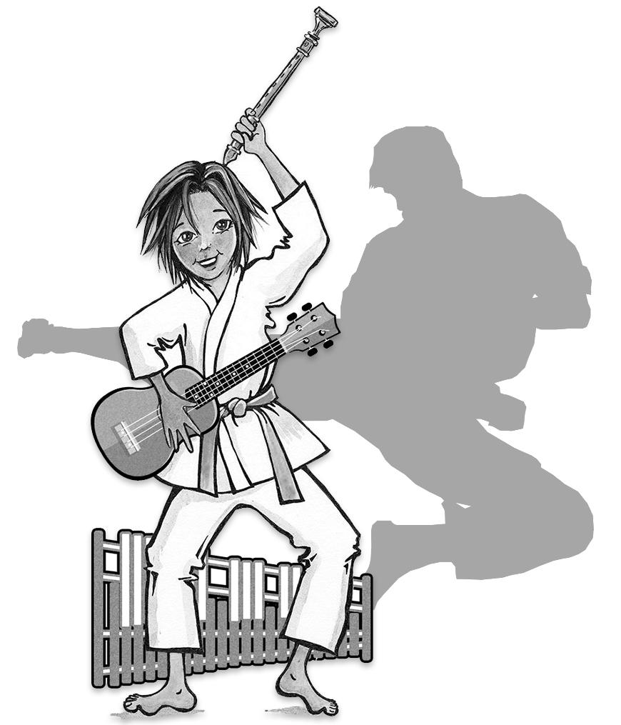 Open School Music Karate Resources