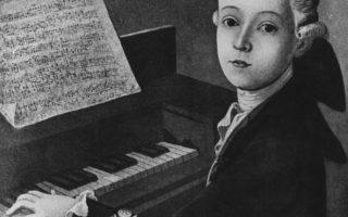 5 Days of Mozart: Day 1, Eine Kleine Nachtmusik & a Mozart Story