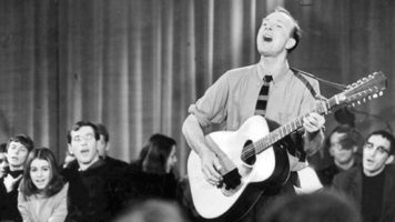 5 Days of Pete Seeger: Day 1, If I Had a Hammer & a Pete Seeger Story