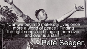 5 Days of a Great Musician: The Story & Music of Pete Seeger