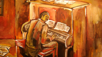 5 Days of Scott Joplin: Day 4, Treemonisha & Scott Joplin Coloring