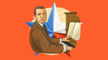 5 Days of Scott Joplin: Day 2, The Entertainer & A Scott Joplin Play Along