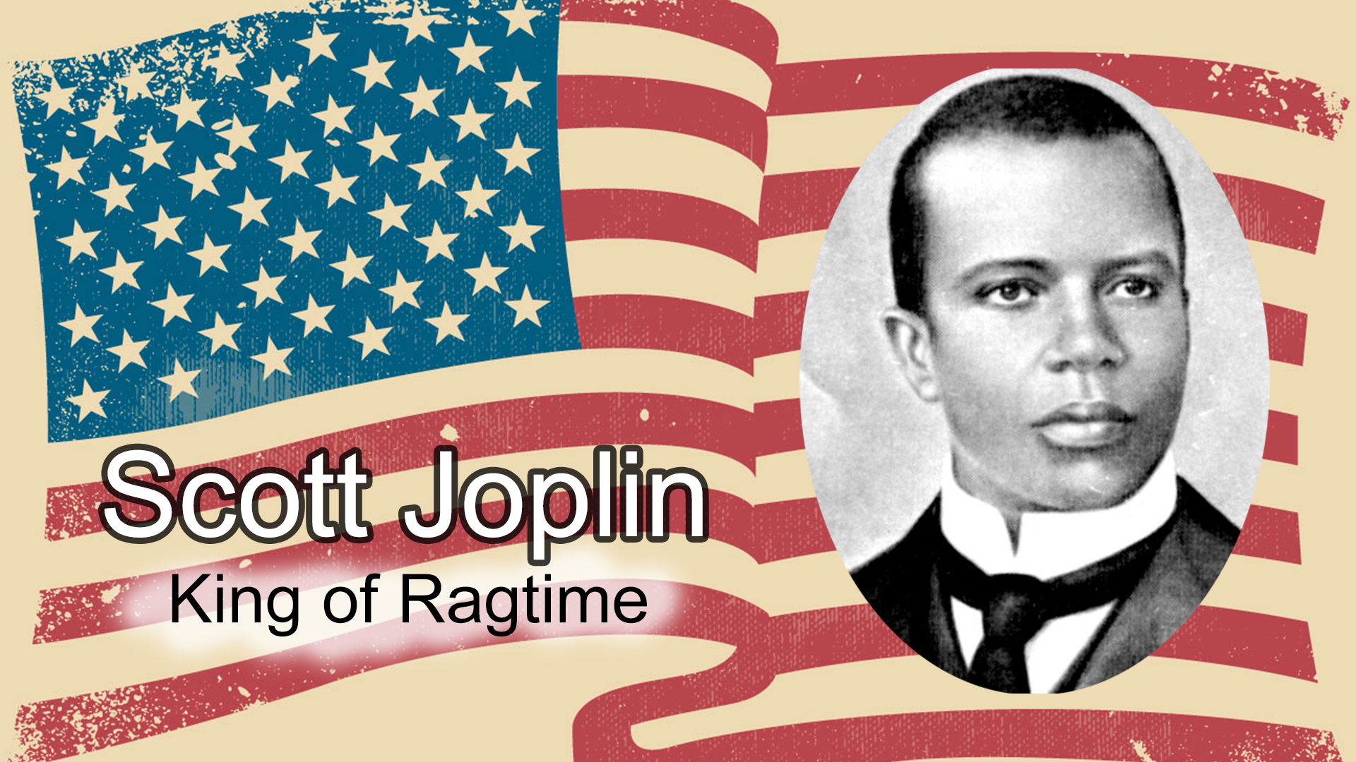 5 Days of a Great Musician: The Story & Music of Scott Joplin